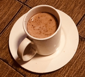 natural hot cocoa