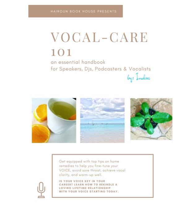 Vocal-CARE 101 eBook